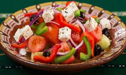 How to Guide to a Mediterranean Diet salad - How-to Guide to a Mediterranean Diet